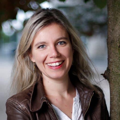 Lydia Opilik, Luzern, Musikerin, Musiklehrerin, 1983. Motivation: «Ich setze mich für eine nachhaltige Kulturpolitik ein. Als Frau und Mutter sind mir zudem familienpolitische und frauenpolitische Anliegen sehr wichtig!»
