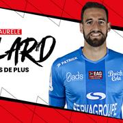 Marc-Aurèle Caillard ist derzeit bei Ligue-2-Verein EA Guingamp unter Vertrag. (Bild: EA Guingamp)