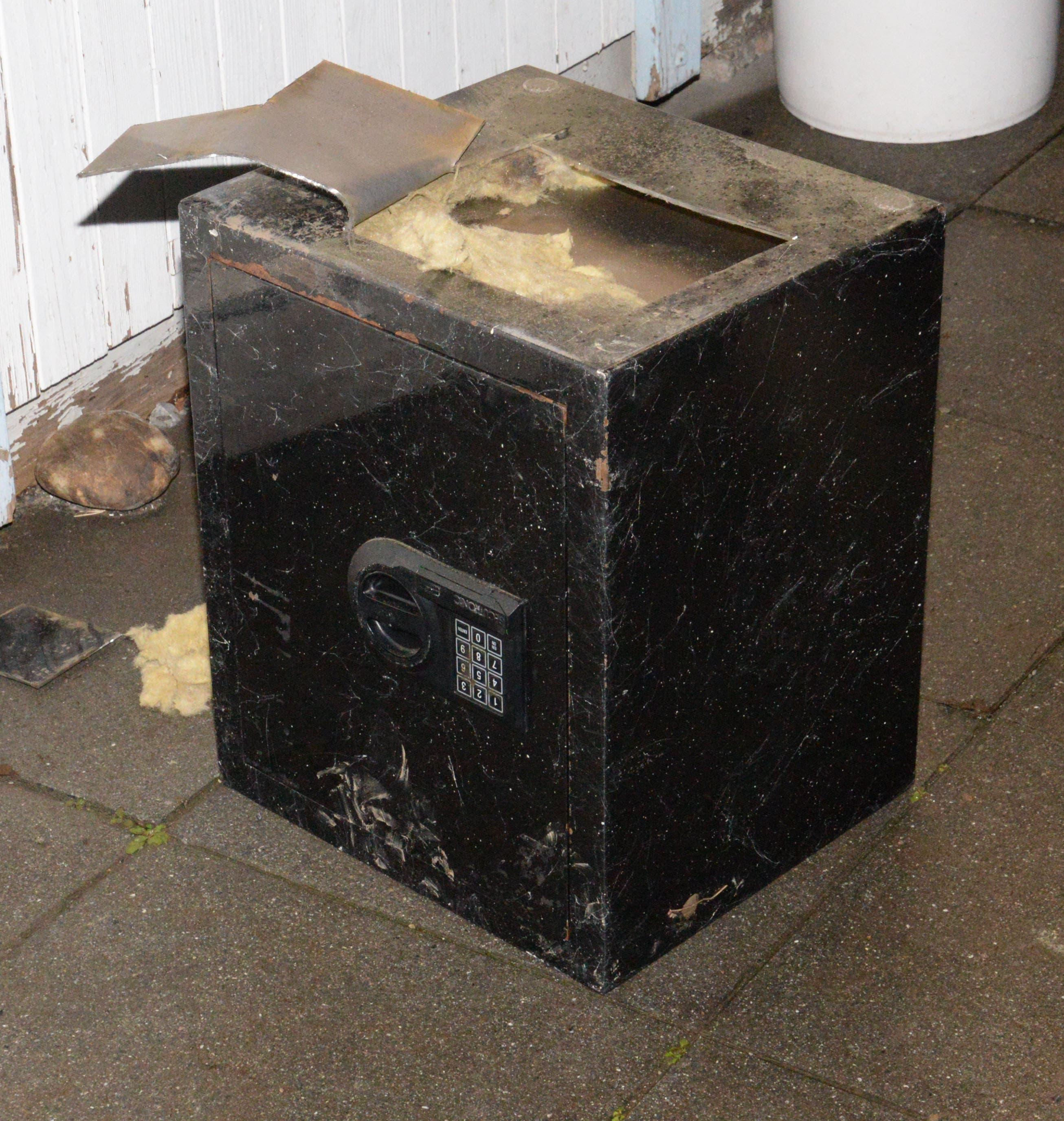 Luzerner Polizei Sucht Besitzer Eines Aufgebrochenen Tresors