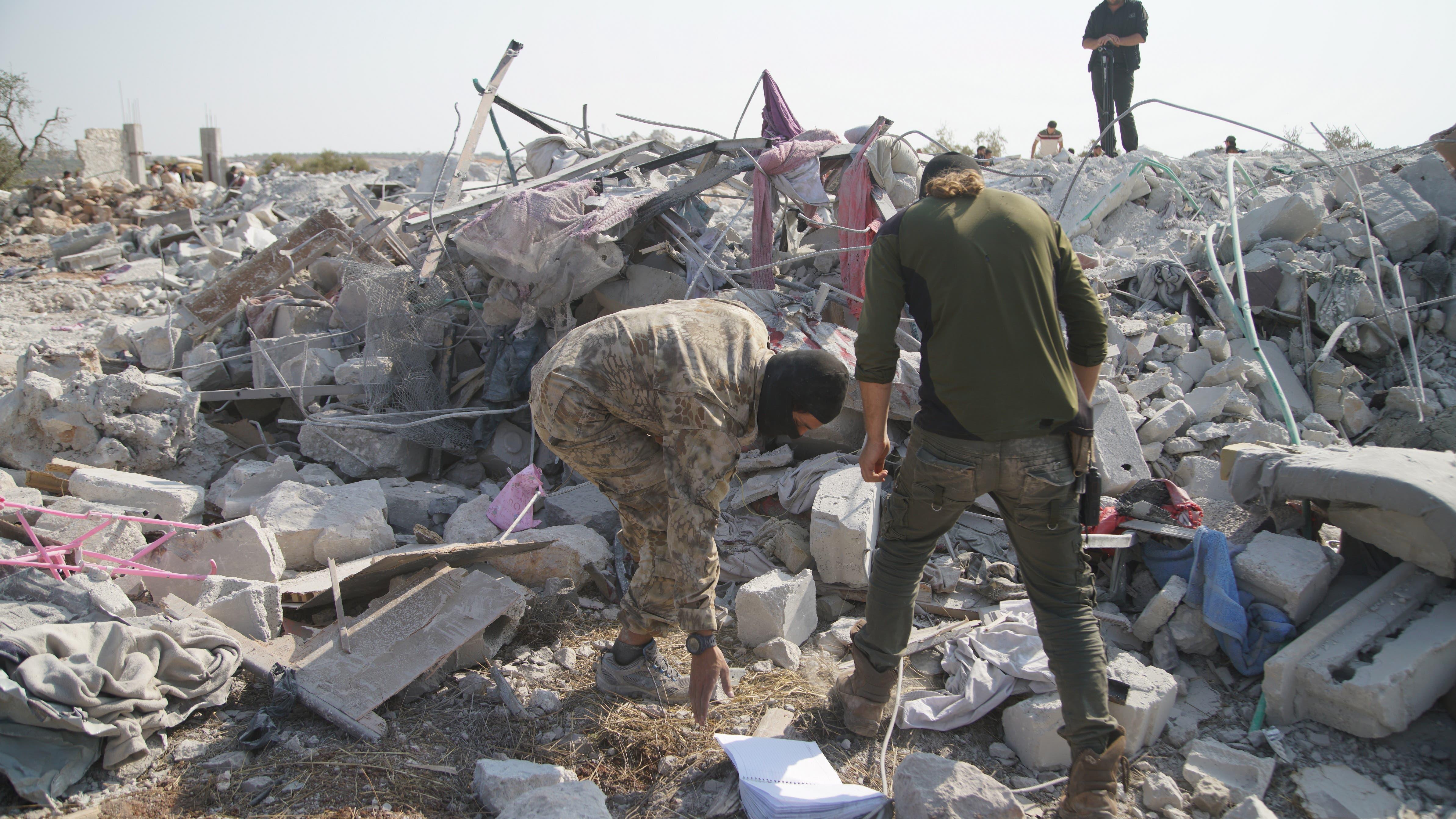 Die Unterwasche Des Abu Bakr Al Baghdadi Kurden Und Turken