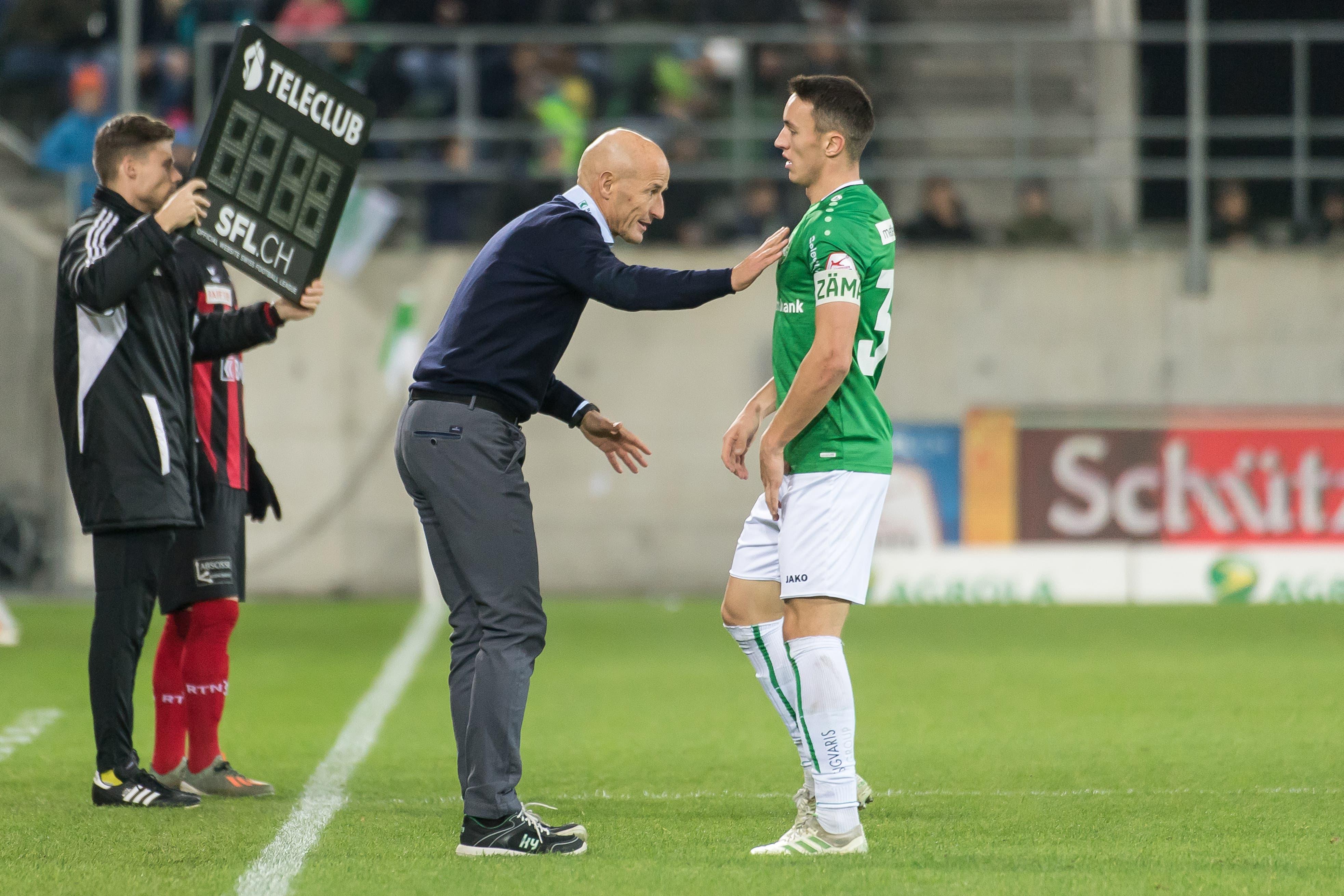 FCSG: Einmal endet jede Serie – auch jene gegen den FC Luzern | St.Galler Tagblatt