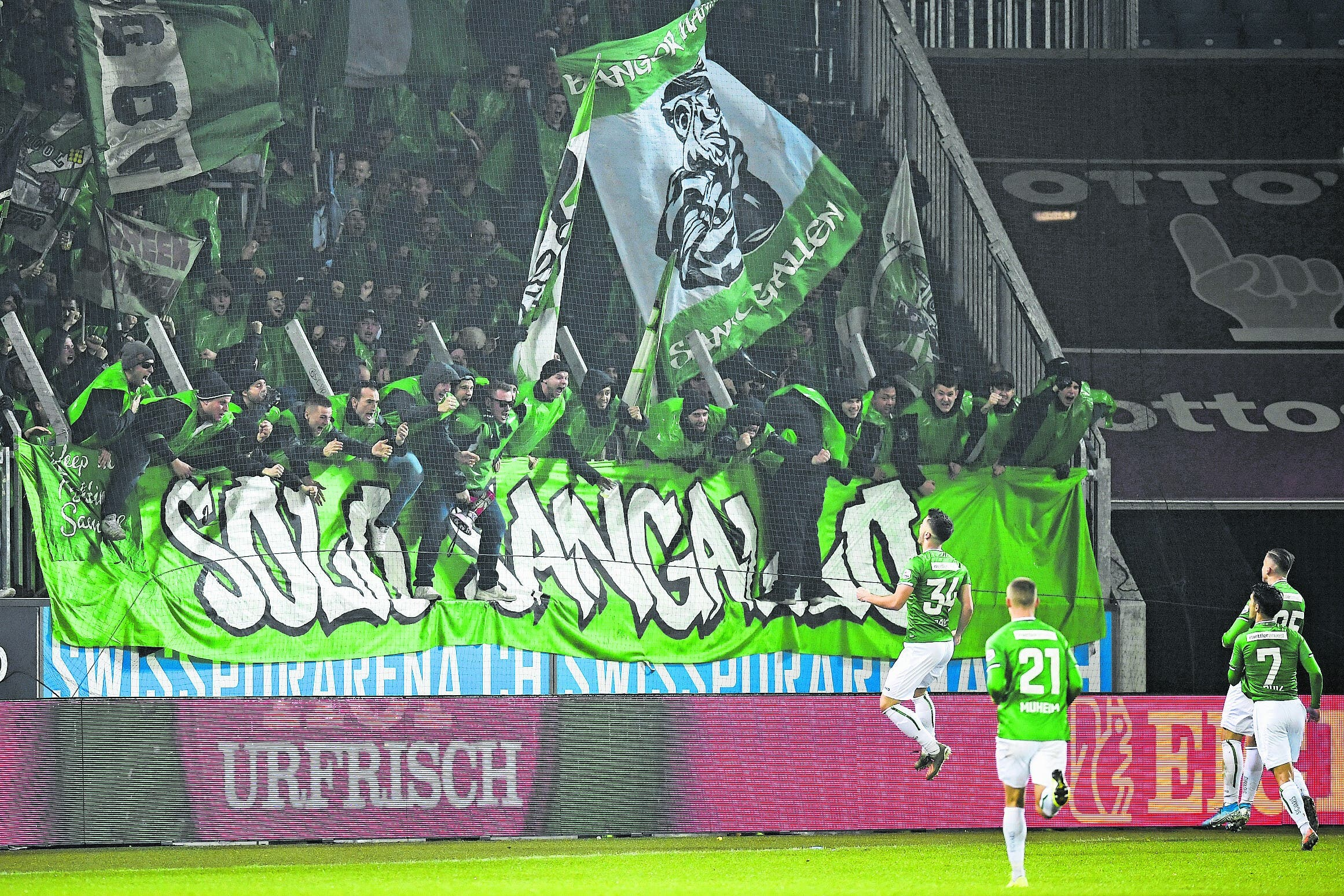 FCSG: Wie der FC St.Gallen seine Negativserie beendete