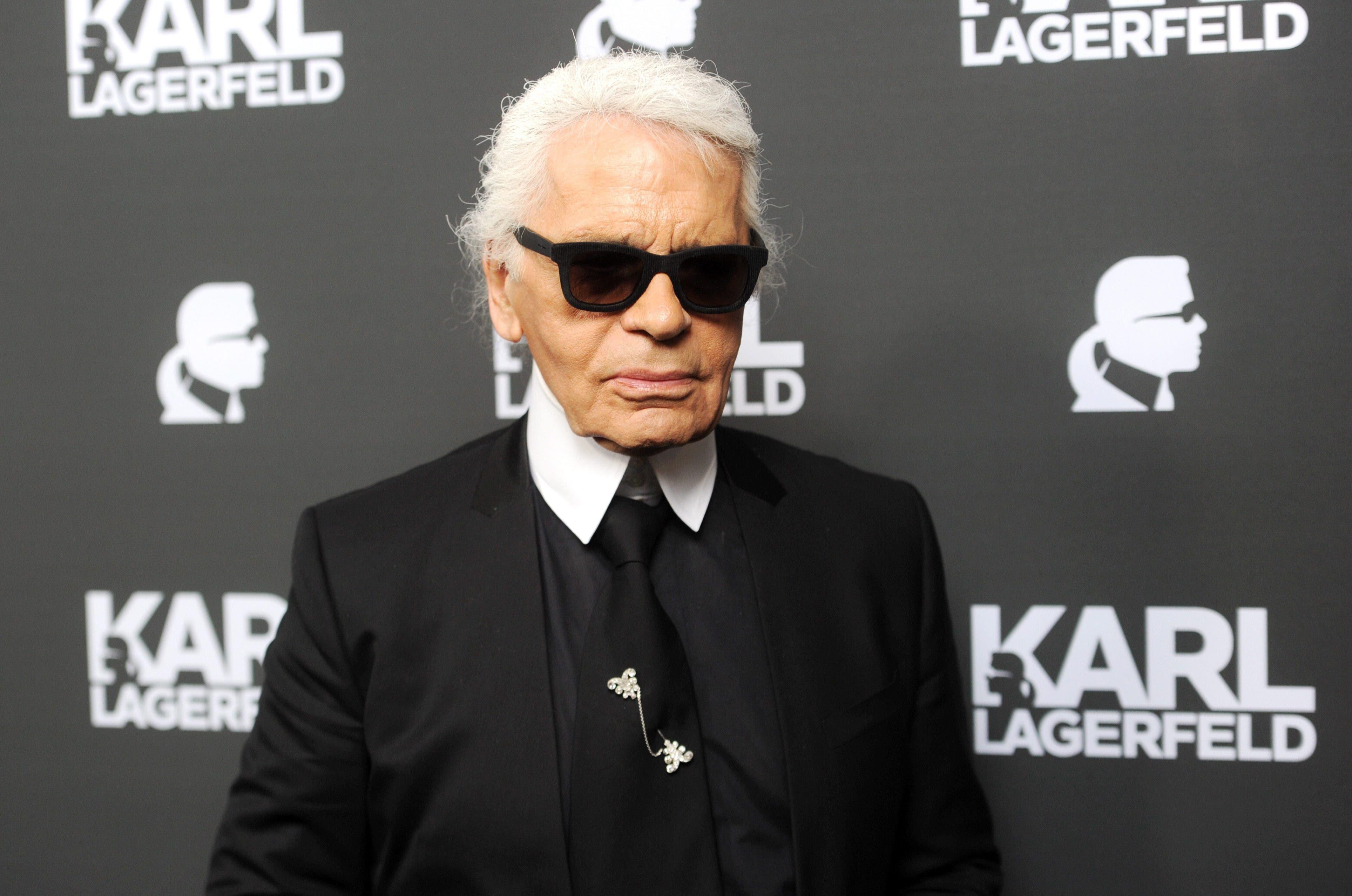 Modeschöpfer Karl Lagerfeld 85 Jährig Gestorben