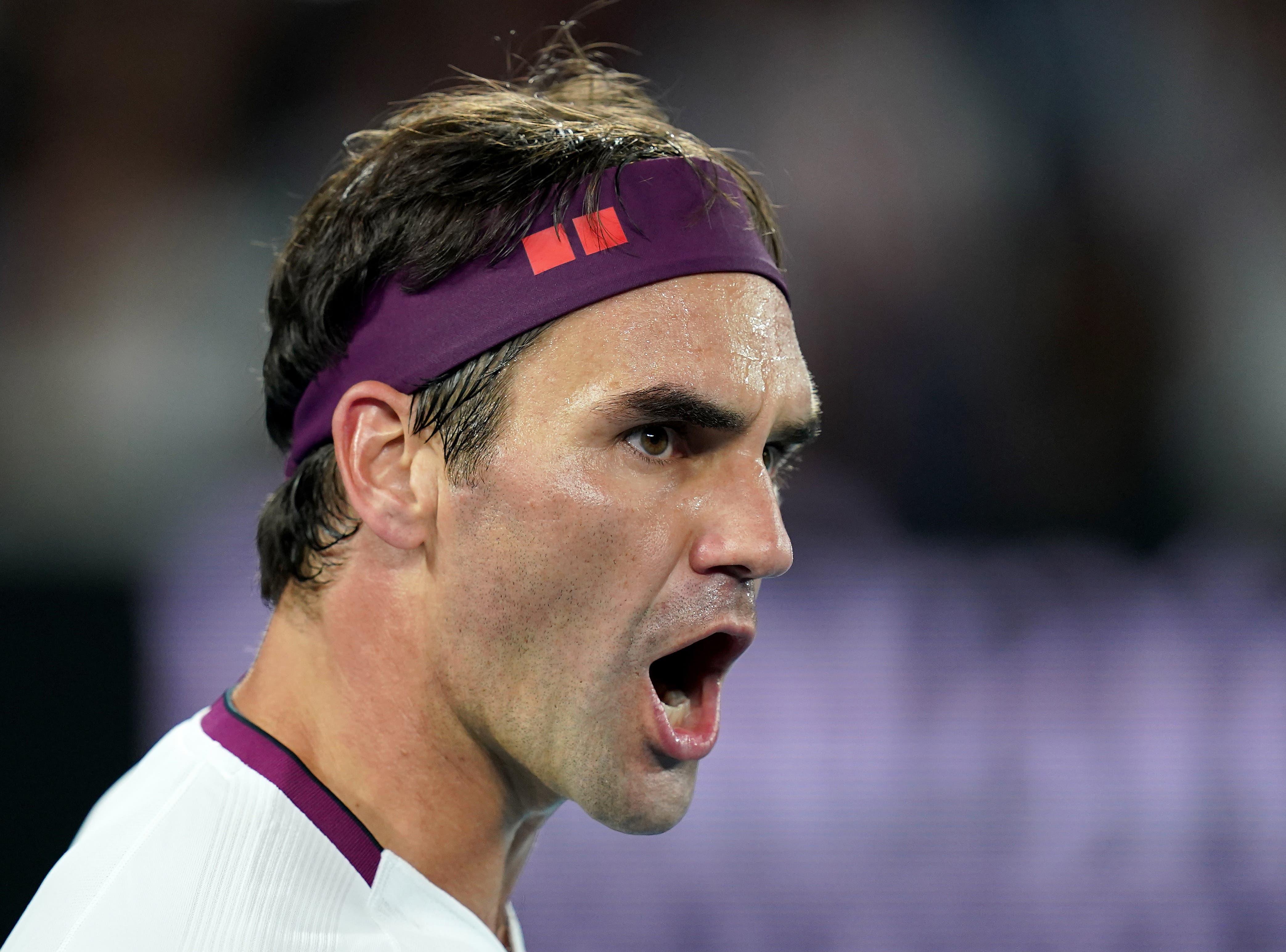 Australian Open: Roger Federer steht in den Viertelfinals und sorgt für einen Rekord | St.Galler Tagblatt