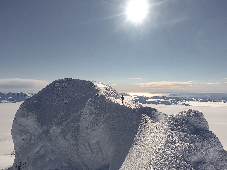 «Wir flippten fast aus»: Ein Appenzeller war auf Expedition in Patagonien und stand als erster auf einem bislang unbestiegenen Berg   St.Galler Tagblatt