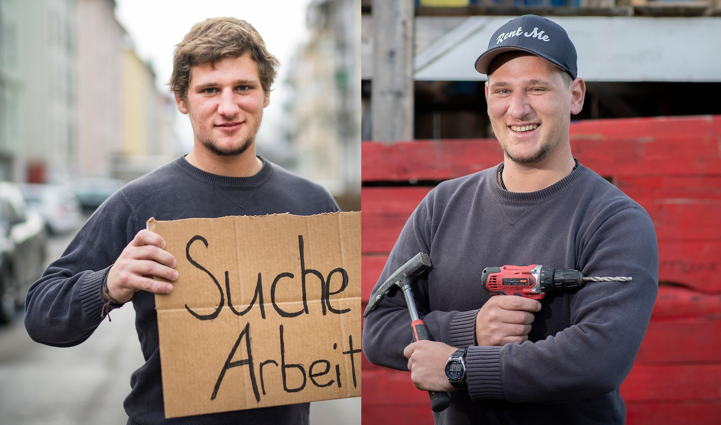 «Es erstaunt mich heute noch»: Wie der St.Galler Hannes Walker den Sprung vom Arbeitslosen zum Unternehmer schaffte | St.Galler Tagblatt