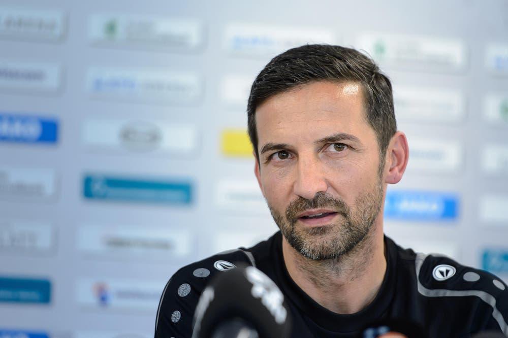 Der neue Jeff heisst Joe: Zinnbauer ist neuer Trainer des FCSG