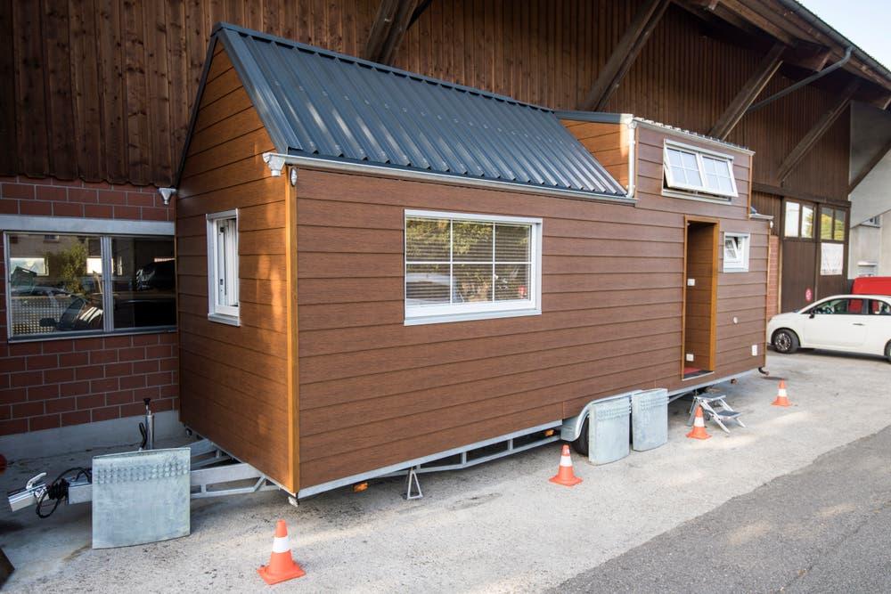 Leben auf 25 quadratmetern zwei thurgauer minimalisten im luxus st galler tagblatt - Minimalisten wohnung ...