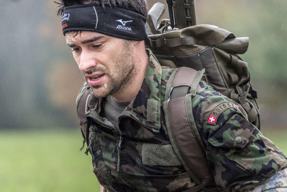 «Ein bisschen leiden tut gut»: Rund 2500 Läuferinnen und Läufer am 85. Frauenfelder Militärwettmarsch | St.Galler Tagblatt
