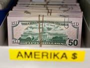 Riesiger Bankraub in Südafrika: Topmanager haben 127 Millionen Franken von einer Genossenschaftsbank geklaut. (Bild: KEYSTONE/MARTIN RUETSCHI)