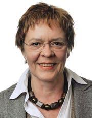 Monika Senn vom Verein Pro Steinenstrasse. Bild pd