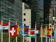 Der Bundesrat hat dem Uno-Migrationspakt zugestimmt, der Eckwerte für eine geordnete Migration festlegt. (Bild: KEYSTONE/ALESSANDRO DELLA VALLE)
