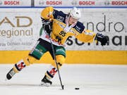 La Chaux-de-Fonds statt Langenthal: Verteidiger Philip Ahlström wechselt in der Swiss League den Arbeitgeber (Bild: KEYSTONE/TI-PRESS/GABRIELE PUTZU)