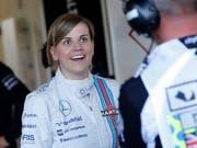 Susie Wolff war als letzte Frau an Grand-Prix-Wochenenden im Einsatz (Bild: KEYSTONE/EPA/VALDRIN XHEMAJ)