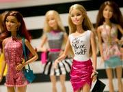 Der Barbie-Puppen-Hersteller Mattel will mit seinen Spielwaren gesellschaftliche Prozesse anstossen. (Bild: KEYSTONE/AP/MARK LENNIHAN)