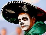Gut für den Fussball in Mexiko und Nordamerika: Mexiko, Kanada und die USA könnten eine gemeinsame Liga aufbauen (Bild: KEYSTONE/EPA/DIEGO AZUBEL)
