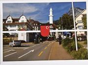 Mit diesem Flyer wurden viele Schwyzer vor einem Jahr beim Gang zum Briefkasten wachgerüttelt.