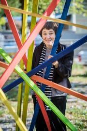 Silvia Peters, Präsidentin Bildschule Frauenfeld. (Bild: Reto Martin)