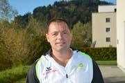 Marcel Erni ist Trainer von Volley Toggenburg. (Bild: Beat Lanzendorfer)