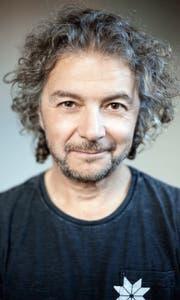Theaterregisseur Daniele Finzi Pasca.