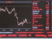 Die Aktienkurse in der Schweiz sind ebenso tiefrot wie zuvor diejenigen in den USA und in Asien. (Bild: KEYSTONE/ENNIO LEANZA)