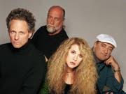 Verklagt seine ehemaligen Bandkollegen von Fleetwood Mac: Ex-Gitarrist Lindsey Buckingham (links). (Bild: KEYSTONE/AP MSO/CLIFF WATTS)