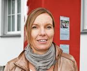 Claudia Aguado tritt nach knapp sechs Jahren aus dem Kirchberger Schulrat zurück. (Bild: Beat Lanzendorfer)