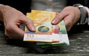 Wie viel Geld soll der Finanzausgleichstopf maximal enthalten? (Symbolbild: Corinne Glanzmann)