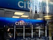 Die Citigroup ist auf Erfolgskurs. Die US-Grossbank steigerte den Gewinn im dritten Quartal deutlich. (Bild: KEYSTONE/AP/MARK LENNIHAN)