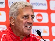 Vladimir Petkovic setzt gegen Belgien auf sein bewährtes System (Bild: KEYSTONE/AP/GEERT VANDEN WIJNGAERT)