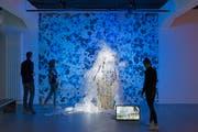 Im Haus der elektronischen Künste in Basel (im Bild) befasst man sich intesiv mit der Frage der Archivierung von digitalen Daten. (Bild: HeK)