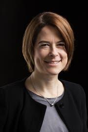 Petra Gössi, FDP-Präsidentin. (Bild: Keystone)