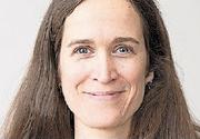 Historikerin Silvia Hess (39).