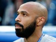 Thierry Henry tritt bei der AS Monaco seine erste Station als Cheftrainer an (Bild: KEYSTONE/AP/DAVID VINCENT)