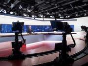 Die Vernehmlassung zum Mediengesetz endet am Montag. (Bild: Keystone/ENNIO LEANZA)