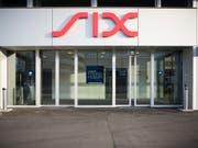 SIX beteiligt sich an Start-up zur digitalen Vermögensübertragung. (Bild: KEYSTONE/CHRISTIAN BEUTLER)