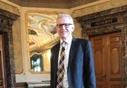 CVP-Nationalrat Leo Müller hat Ambitionen für den Ständerat. (Bild: PD)