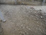 Bei der Fundstelle ist ein etwa vier Meter breiter Weg freigelegt worden. (Bild: PD)