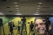 Alle Augen sind auf den umstrittenen Jair Bolsonaro gerichtet, der demnächst zum neuen Präsidenten Brasiliens gewählt werden könnte. Bild: Dado Galdieri/Bloomberg (Rio de Janeiro, 7. Oktober 2018)