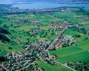 Die Gemeinde Galgenen in Ausserschwyz (Bild: Archiv)