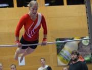 Ist bereit für die Schweizer Meisterschaften von Ende Oktober in Winterthur: Frauen-Siegerin Nicole Odermatt von der Getu Obwalden.Bild: Marianne Baschung (Sarnen, 11. Oktober 2018)