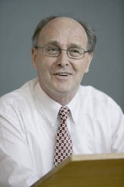 Urs Altermatt, Emeritierter Professor für Zeitgeschichte an der Universität Freiburg. (Bild: pd)
