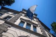 Blick aufs Kantonsgericht am Hirschengraben 16 in Luzern. (Bild: Pius Amrein, 16. Juli 2018)