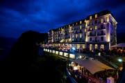 Grand Opening des Bürgenstock Hotels & Resort Lake Lucerne am Freitag, 28. September 2018.