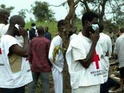 Eine entführte Mitarbeiterin des Roten Kreuzes in Nigeria ist von Radikalen hingerichtet worden. (Bild: KEYSTONE/AP/STR)