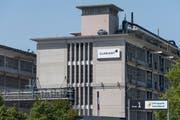 Das Chemiewerk der Firma Clariant an der Rothausstrasse in Muttenz. (Archivbild: Georgios Kefalas/Keystone)