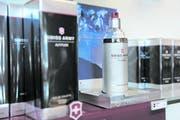 Victorinox benutzt für seine Produkte unter anderem das Label «Swiss Army». (Archivbild: Maria Schmid)