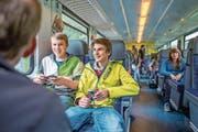 Alle Züge von Gossau in Richtung Zürich halten künftig auch in Flawil, Uzwil und Oerlikon. (Bild: PD/SBB)
