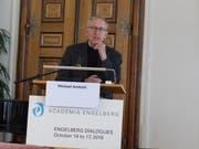Michael Ambühl, früherer Diplomat und heutige ETH-Professor. (Bild: PD)