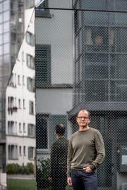 Früher Dienstverweigerer, heute Architekt: Cla Büchi. (Bild: Pius Amrein (Luzern, 18. Oktober 2018))